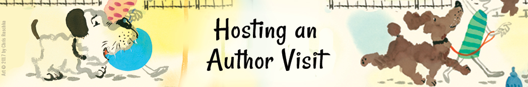 Hosting an Author Visit