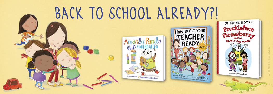 Picture Books for Back to School