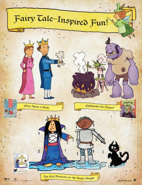 Random House Teachers and Librarians / Fairy Tale—Inspired Fun